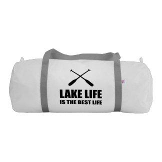 Lake Life Best Life Gym Bag