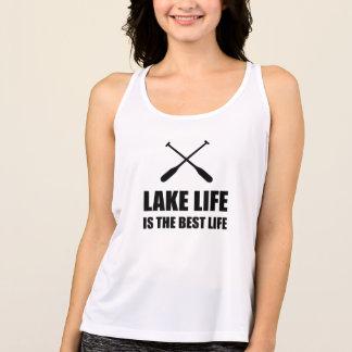 Lake Life Best Life Singlet