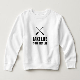 Lake Life Best Life Sweatshirt