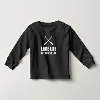 Lake Life Best Life Toddler T-Shirt