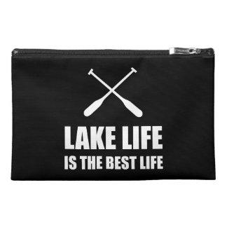 Lake Life Best Life Travel Accessory Bag
