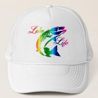 Lake Life Muskie Trucker Hat