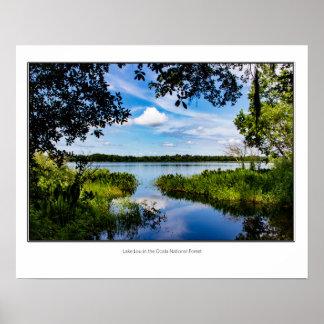 Lake Lou Poster