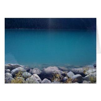 Lake Louise, 11 Card