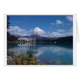Lake Louise, 3 Card