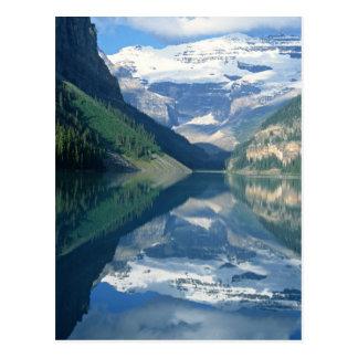 Lake Louise, Banff National Park, Alberta, Postcard