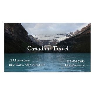 Lake Louise Business Card