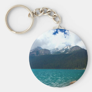 Lake Louise Canada Key Ring