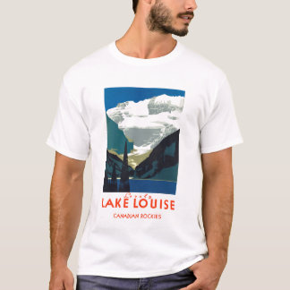 Lake Louise Canadian Rockies Canada T-Shirt