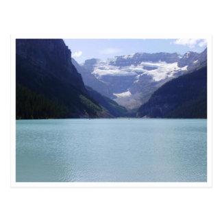Lake Louise in Summer Postcard