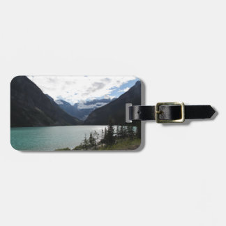 Lake Louise Luggage Tag