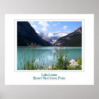 Lake Louise poster