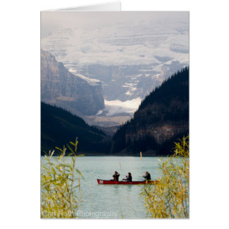 Lake Louise September 2017 Card