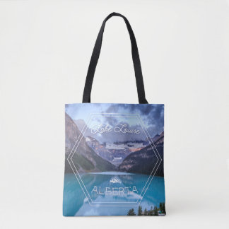 Lake Louise Series 02 All-Over Tote