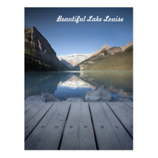 Lake Louise Shore Postcards