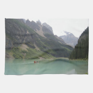 Lake Louise Tea Towel
