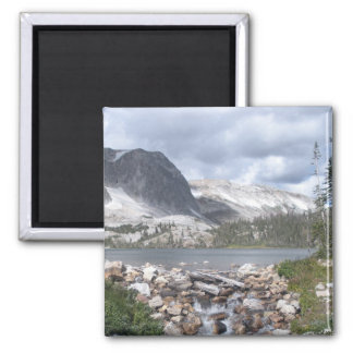Lake Marie Mountain Magnet