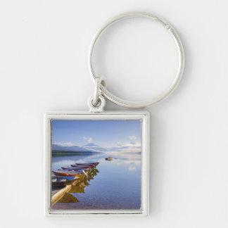 Lake McDonald, Glacier National Park, Montana, Key Chain