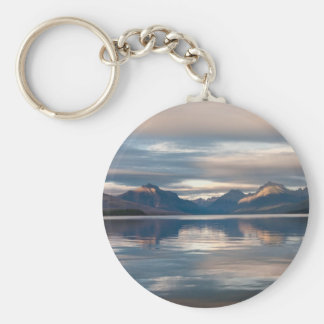 Lake McDonald Keychains