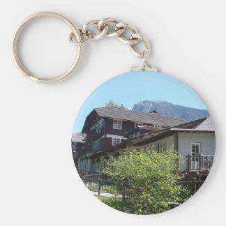 Lake McDonald Lodge Key Ring