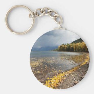 Lake McDonald MT Key Chains