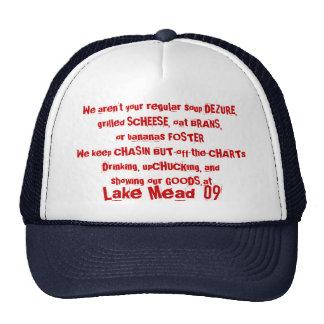 Lake Mead '09 Cap