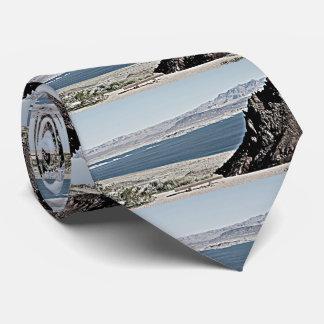 Lake Mead Landscape Men's Tie