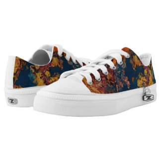 """""""Lake Mead"""" Low Tops"""