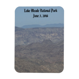Lake Meade National Park Magnet