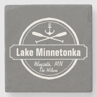 Lake Minnetonka Minnesota anchor town and name Stone Coaster