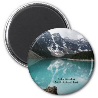 Lake Moraine Magnet