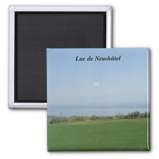 Lake Neuch�tel - Magnet