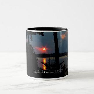 Lake Norman, NC coffee mug