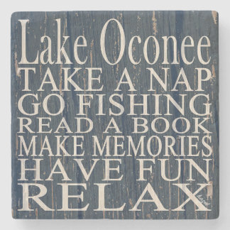 Lake Oconee, Georgia, Marble Coasters