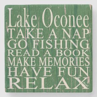 Lake Oconee, Green, Georgia, Marble Coasters