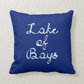 Lake of Bays Pillow