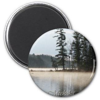 Lake of Fog Magnet