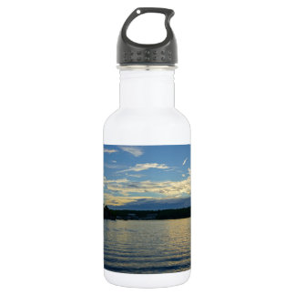 Lake Of The Ozarks Blue Sunset 532 Ml Water Bottle
