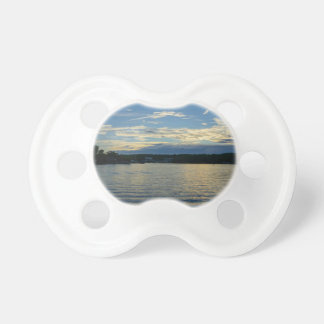 Lake Of The Ozarks Blue Sunset Baby Pacifier