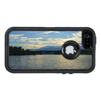 Lake Of The Ozarks Blue Sunset OtterBox Defender iPhone Case