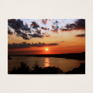 LAKE OF THE OZARKS BUSINESS CARD
