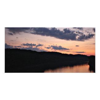 Lake of the Ozarks Photo Card Osage River