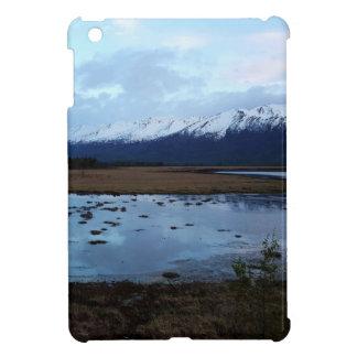 Lake on Maud Road Cover For The iPad Mini