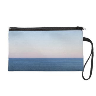 Lake Ontario at Dawn Wrist Bag