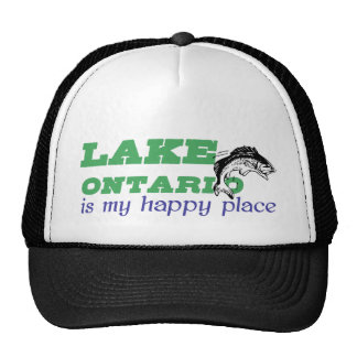 Lake Ontario is my happy place Cap