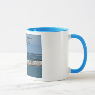 Lake Ontario Lighthouse Oswego, New Yo... Mug