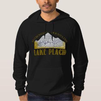 Lake Placid Hoodie Adirondack Mountains