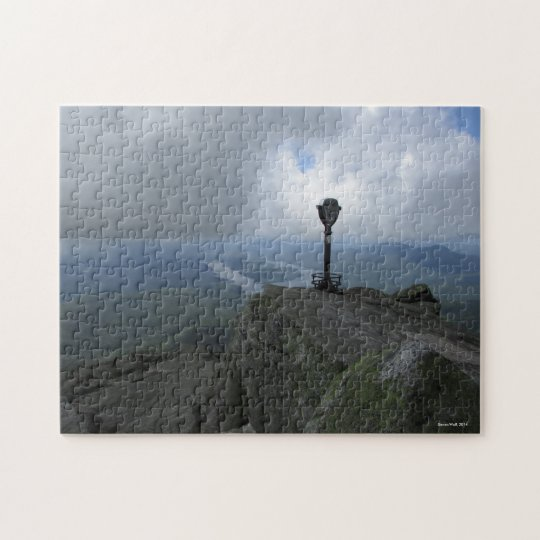 Lake Placid, NY Jigsaw Puzzle