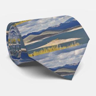 Lake Pleasant Landscape Men's Tie