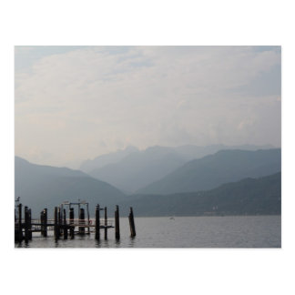 Lake Postcard